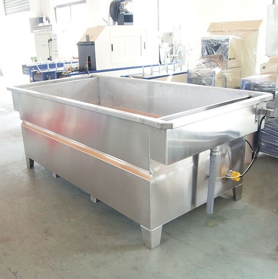 Thermost water transfer dipping tank